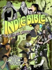 Indie Bible 2009 cover art